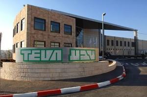 Post image for Teva Stock Price Rises