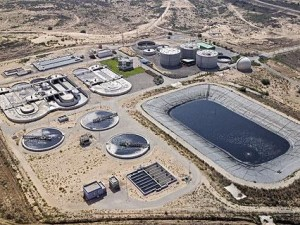 Minrav desalinization plant