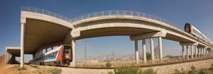 Minrav Israel Rail project