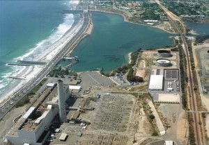 The Claude Bud Lewis Carlsbad Desalination Plant in California