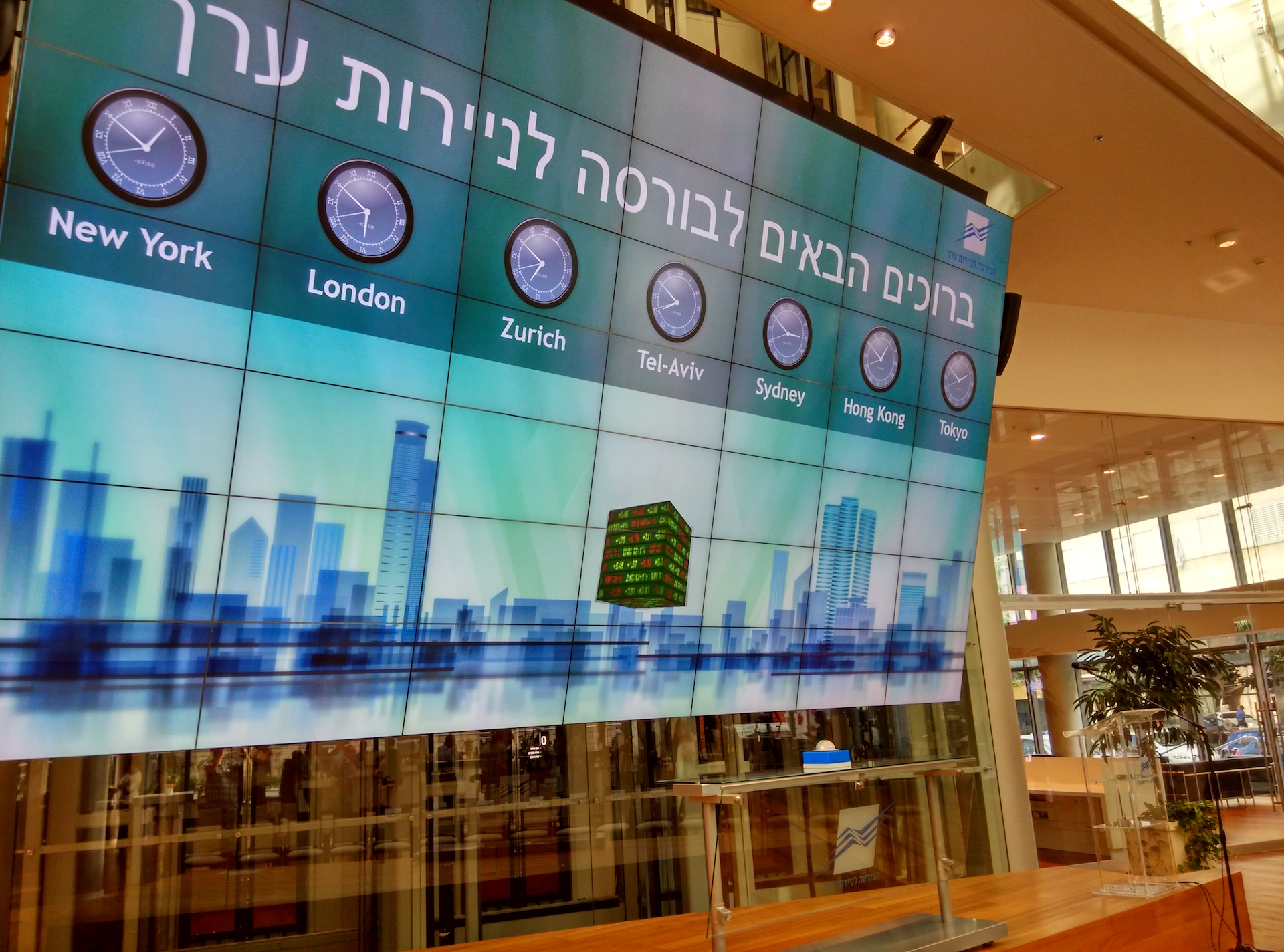 Tel Aviv Stock Exchange Explained Wise Money Israel