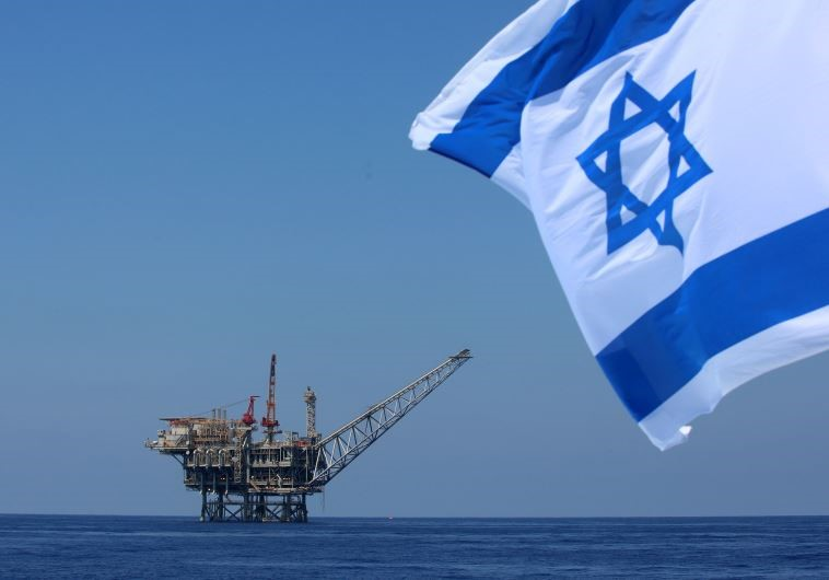 Israeli Natural Gas Production