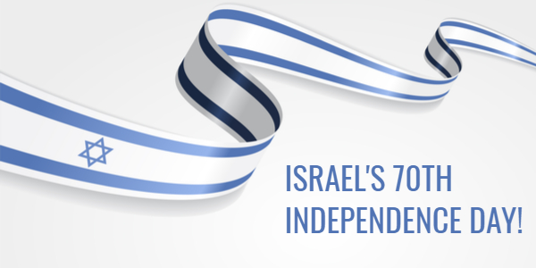 This Week Israel Will Reach A Mive Milestone In Its History Celebrating 70 Years Of Independence S Re Elishment And Achievements Over